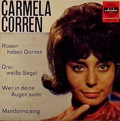Carmela Corren Net Worth