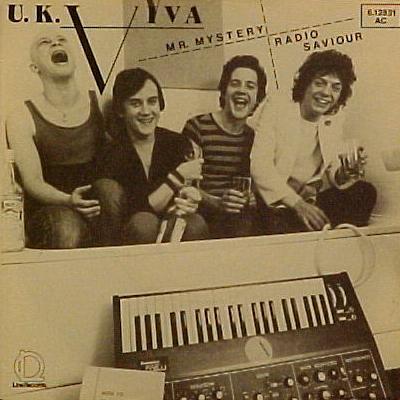 U.K.Viva - Mr. Mystery